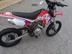 125cc Apollo X18 Dirt Bike (All New Model) for Sale in Woodstock, GA