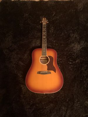 Sawtooth acoustic guitar for Sale in Aurora, CO