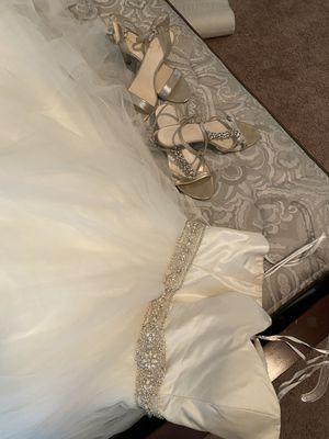 Justin Alexander wedding dress for Sale in McDonough, GA