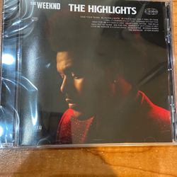 The Weeknd The Highlights Cd for Sale in The Colony,  TX