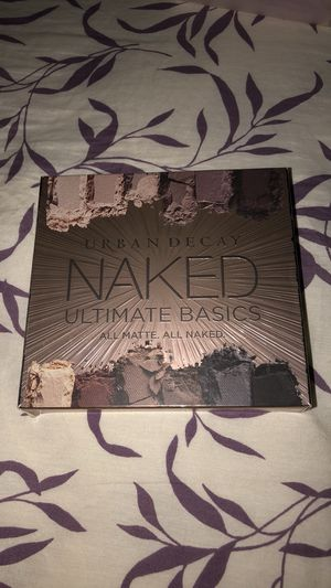 URBAN DECAY NAKED PALETTE BRAND NEW !! for Sale in Brockton, MA