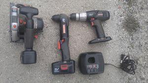 Craftsman Cordless Powertool set for Sale in Prineville, OR