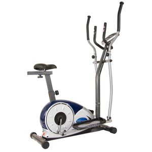 Exercise Bike Dual Trainer Elliptical 2 in 1 by Body Champ. for Sale in Appleton, ME