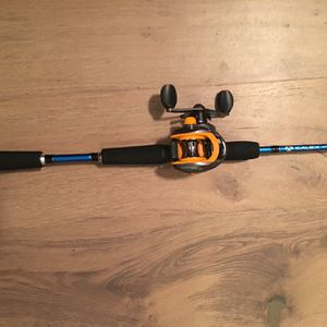 Quantum Baitcast Fishing Combo for Sale in Tualatin, OR