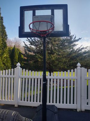 Basketball hoop reebok for Sale in Manorville, NY
