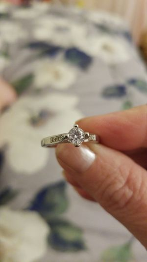 Ladies size 7 Sterling silver ring. New $15 Plus shipping. for Sale in Effort, PA