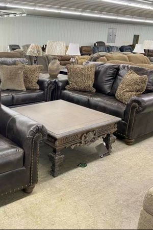 👉$39 Down Payment 👈👍 Breville Espresso Living Room Set for Sale in Jessup, MD