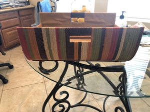 Magazine rack from Pier 1 Imports for Sale in Riverside, CA