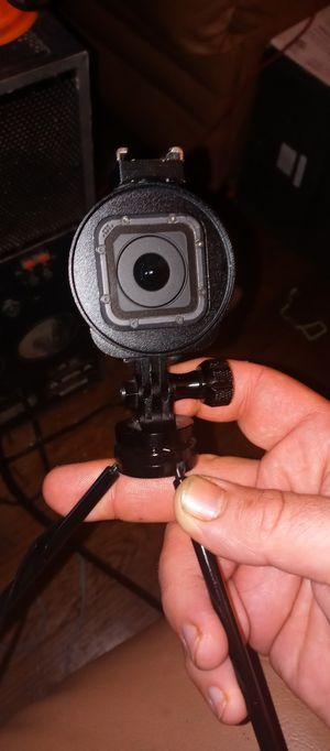 GoPro Hero5 Session w/mini tripod & housing for Sale in Converse, TX