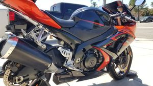 Suzuki GSXR 1000 for Sale in Riverside, CA