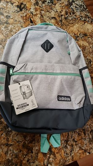 Adidas Core Backpack, Soft Padded Back Panel and Shoulder Straps, Shipped Only OB3 for Sale in Fresno, CA