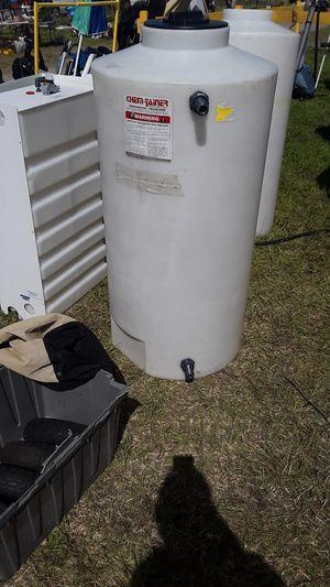 Water storage tank very heavy duty for Sale in Cocoa Beach, FL