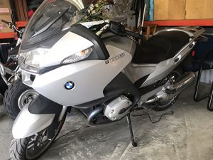 BMW 2008 R1200RT motorcycle for sale for Sale in Galt, CA