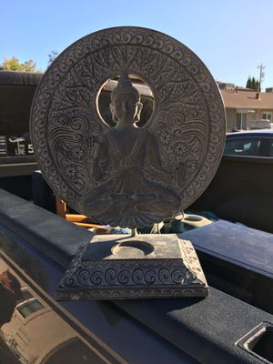 Buddha candle holder for Sale in Oakdale, CA