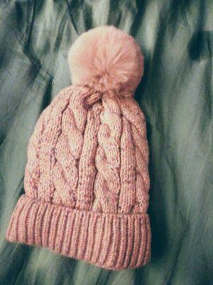 Pink Plush Women's Hat from AERO for Sale in Philadelphia, PA