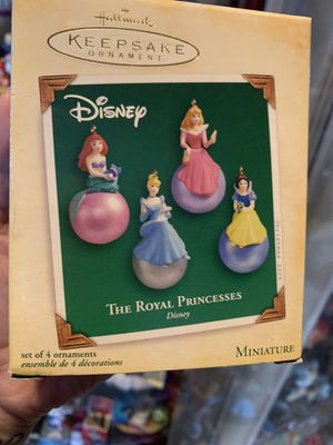 Mini disney Christmas ornaments for Sale in Brooklyn, NY