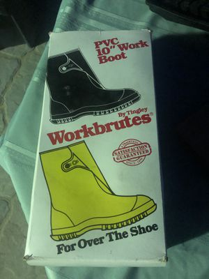 Over the shoe work boots for Sale in Lakewood, CA