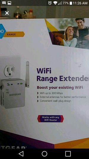 Netgear wifi extender for Sale in Brooklyn, NY