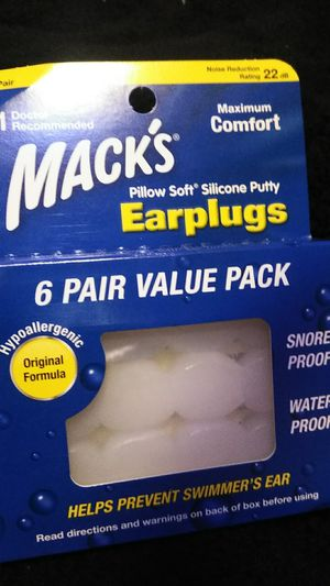Silicone Earplugs for Sale in Exeter, CA