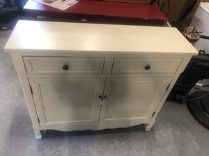Two-Drawer Two-Door Cupboard with Hardware by Valerie for Sale in Pompano Beach, FL