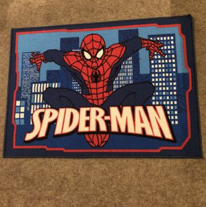 Spider-Man Rug for Sale in Sanger, CA