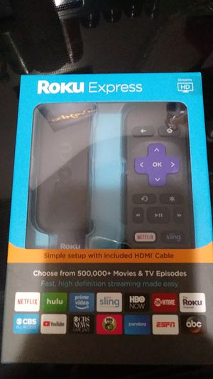 Roku express for Sale in Grove City, OH