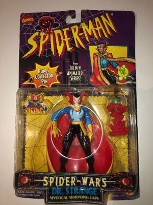 Spider-Man Dr Strange 1996 Action Figure for Sale in Queens, NY