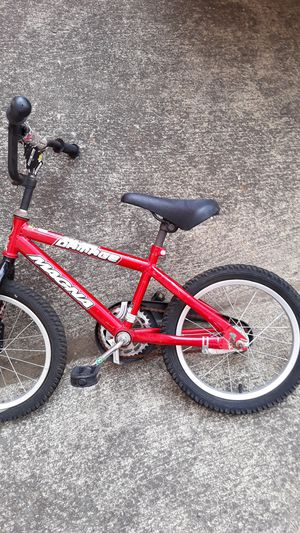 Magna kids bike complete with air freshener for Sale in San Leandro, CA