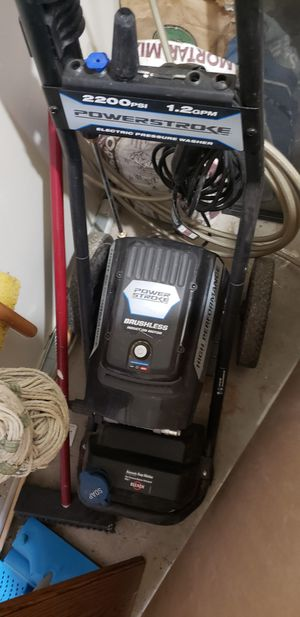 Pressure washer for Sale in Yakima, WA