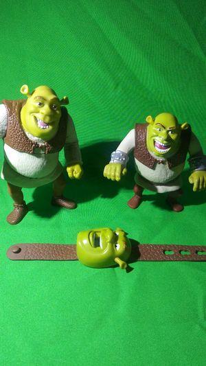 Shrek collectables for Sale in Hemet, CA