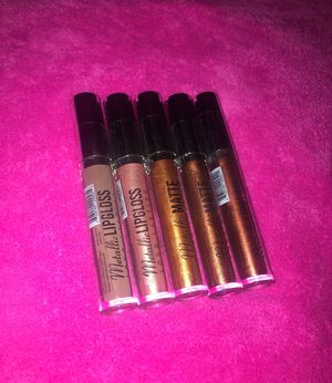 Beauty creations metallic lipgloss for Sale in Pomona, CA