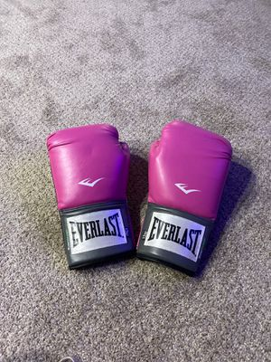 Everlast Boxing Gloves for Sale in St. Petersburg, FL