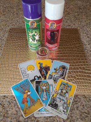 LECTURA DE tarot $10 y iba limpia espiritual y Rosario llame gratis espanol for Sale in Los Angeles, CA