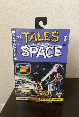 Neca Tales From Space Marty Mcfly for Sale in Fullerton, CA