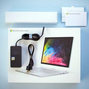 "(Unused - Mint Condition) Surface Book 2 - 15"" i7 Nvidia GPU , 512GB Storage, 16GB Memory for Sale in Altadena, CA"