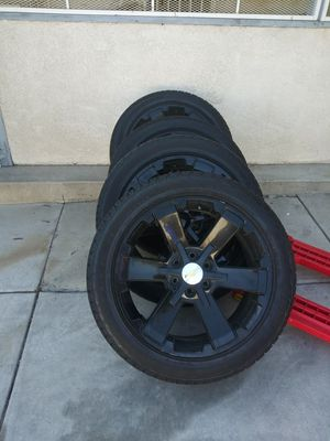 Silverado rims for Sale in Bloomington, CA