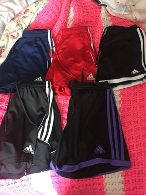 XS and S Adidas Soccer Shorts for Sale in Pittsburgh, PA