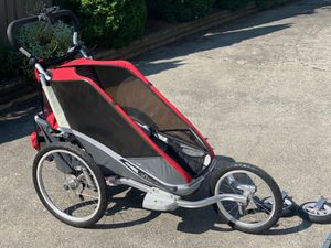 Chariot cougar stroller / jogger / bike trailer for Sale in Seattle, WA