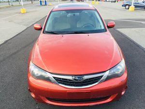 2009 SUBARU IMPREZA AWD for Sale in Lakewood, WA