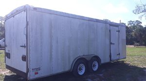 24ft Enclosed Trailer for Sale in Haines City, FL