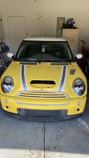 Mini Cooper S 03 project or parts for Sale in Lakeland, FL