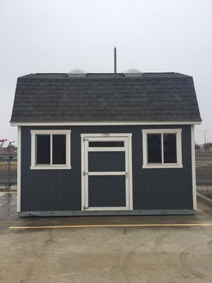 12x16 Barn Shed with Loft for Sale in Amarillo, TX