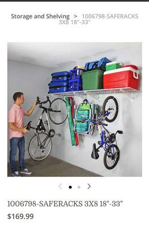 Garage Storage Shelf (3' x 8') New for Sale in Etiwanda, CA
