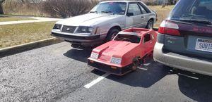 Mustang go kart rare for Sale in Martinsburg, WV