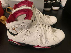 """Air Jordan 7 """"Cardinal"""" for Sale in Salinas, CA"""
