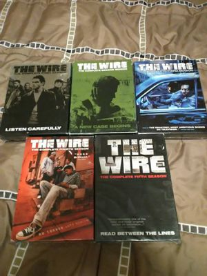 The Wire Complete Series (NEW) for Sale in Kingsport, TN