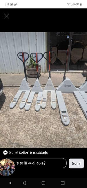 Pallet Jack for Sale in Humble, TX