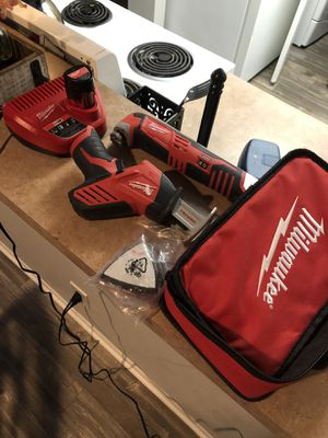 Milwaukee M 12 power tool set!! for Sale in Webster, TX