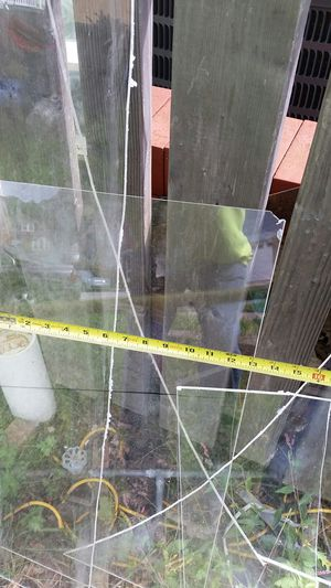 Free plexiglass for Sale in Pittsburgh, PA