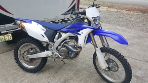 2014 wr450f for Sale in Graham, WA